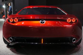 Nem lesz új Wankel-Mazda