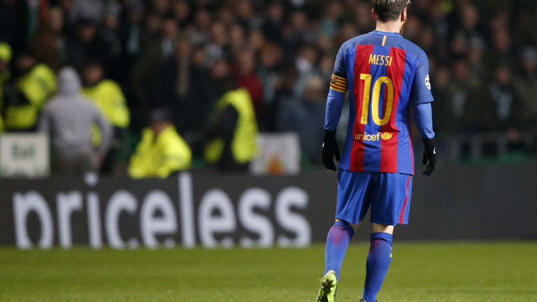 Messi csak a két rekordért lép pályára