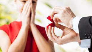A jó házasság titka a drága gyűrű?