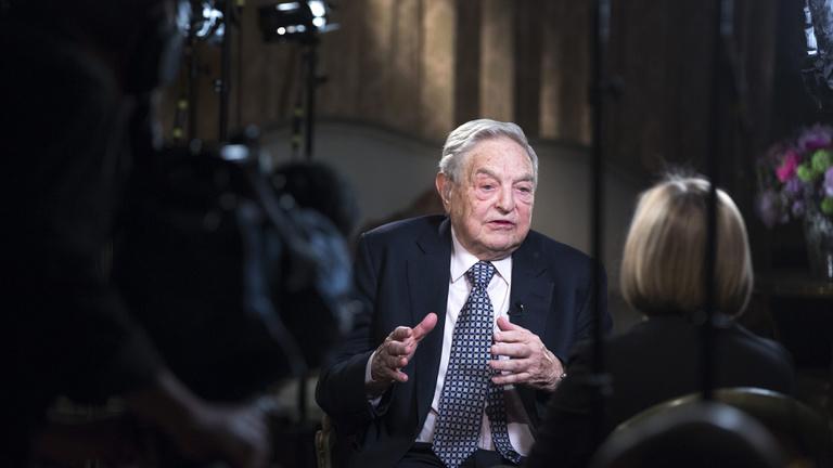 Soros György váltotta Orbánt a legfontosabb európaiak listáján
