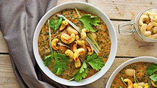Heti recept: Kesudiós spenótos babragu