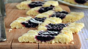 Pénteki süti: expressz omlós szelet