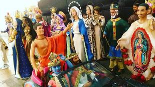 Látott már Barbie Betlehemet?