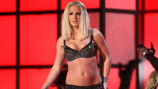 Britney Spears memóriája már nem a régi