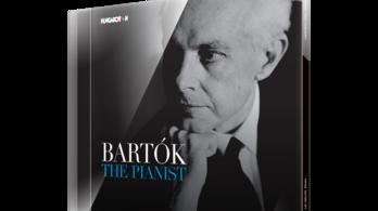 A legjobbak között a Hungaroton Bartók-lemeze
