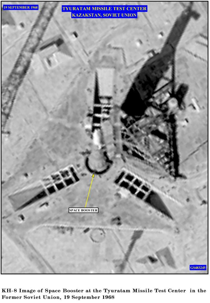 A szovjetek reménybeli holdrakétája, az N1 a töretami rakétaközpontban