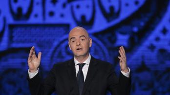 Mindennél őrültebb tervet talált ki a FIFA a 48 csapatos vb-re