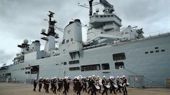 Nem tudták megmenteni a híres brit hadihajót, török temetőben végzi