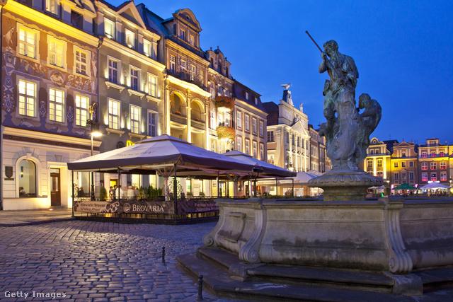 Poznan, Lengyelország
