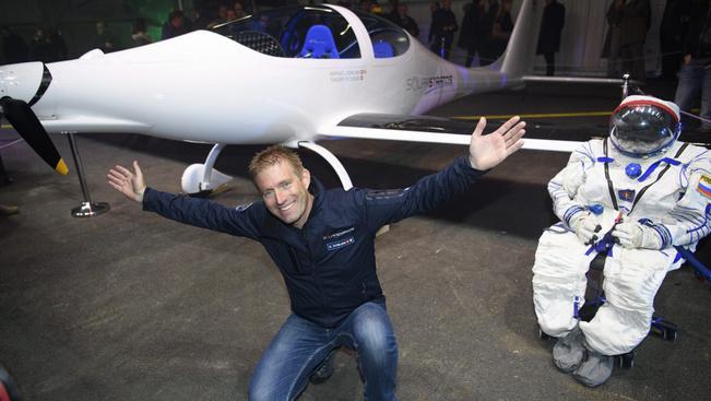 Napelemes repülőgéppel akar feljutni a sztratoszféráig egy svájci pilóta