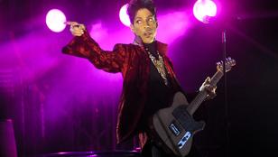 Prince lenyomta a Télapót