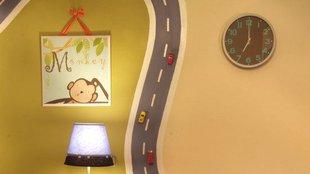 Ötletes gyerek-szoba kiegészítők