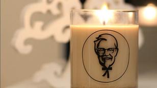 A KFC illatgyertyával sokkolja Új-Zélandot