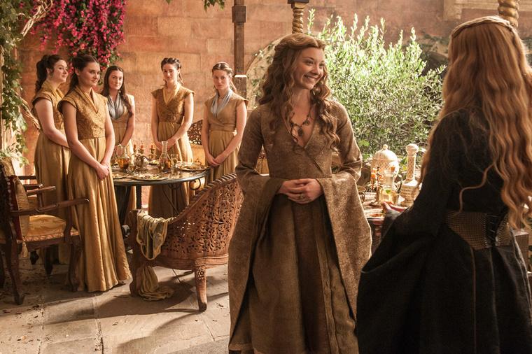 Dormer Trónok harcás karakterével, Margaery Tyrellel búcsúzunk
