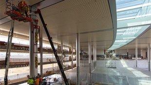 Nézz be az Apple űrhajó-központjába