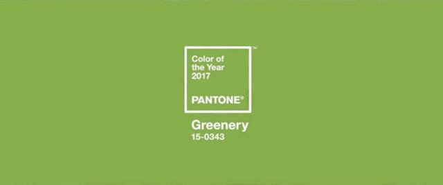 918e55eb50 Lombzöld lesz 2017 színe - Dívány