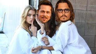 Több a közös Stella Maxwellben, Brad Pittben és Johnny Deppben, mint gondolná