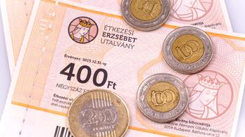 NAV: Nem kell adóbevallást leadni az Erzsébet-utalvány miatt