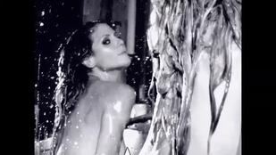 Heidi Klum fürdős videójánál nem adhat szebbet ez a nap