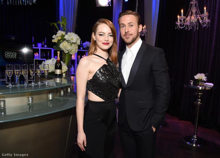 Emma Stone és Ryan Gosling, a Kaliforniai álom főszereplői