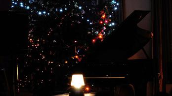 Karácsony az Óbudai Társaskörben