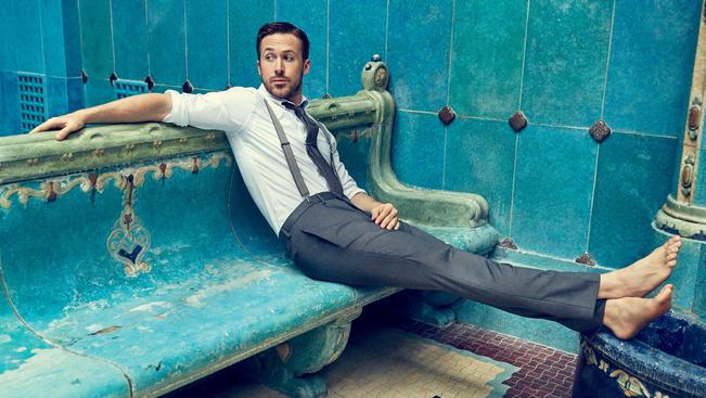 Ryan Gosling ruhában szeret ázni a Gellértben