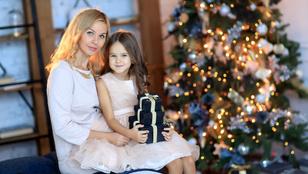 Anya, mondd meg az igazat: te veszed az ajándékot???
