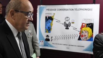 Létrehozták az első francia kiberhadtestet