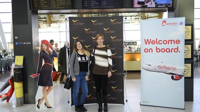 Ismét rekordot döntött a ferihegyi reptér forgalma
