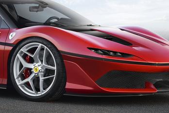 Meglepetés: új modellt készített a Ferrari