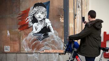 Előkerült egy 1995-ös videó Banksyről