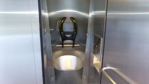Svájcban a vécécsésze a mosdókagyló