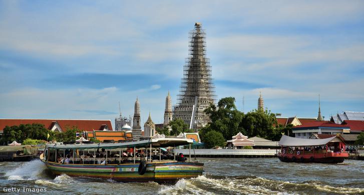 Thaiföld kedvelt célpont