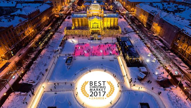 Megszavazták Európa legszebb karácsonyi vásárát