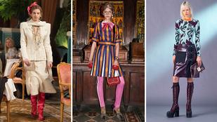 Mutatjuk, hogy mi lesz a divat 2017 őszén!