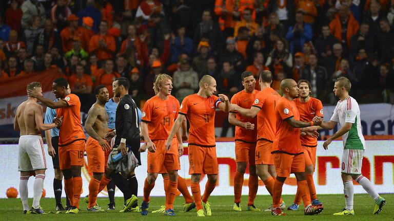 Hagyjuk az 1-8-at, a hollandok is mi vagyunk