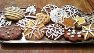 Puha mézeskalács, tökéletes bejgli? Tuti receptek karácsonyi sütikhez