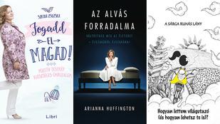 5 könyv azoknak, akik december után új életet kezdenének