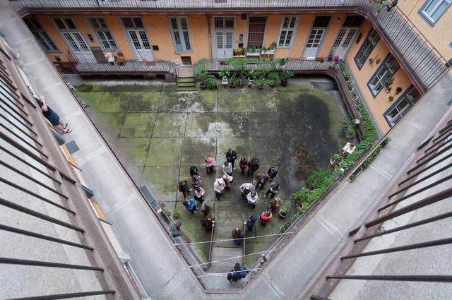 Budapest rejtett zugai a Hosszúlépés egyik sétáján
