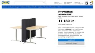 Az IKEA segítségével a széthulló párkapcsolatát is összerakhatja