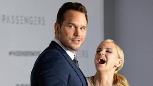 Instahíradó: Azért ez fájhatott Chris Prattnek