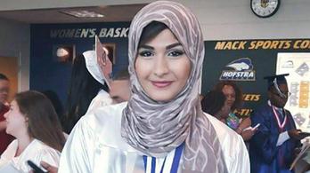 Hazudott a muszlim lány a zaklatásáról