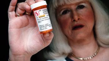 Rengeteg amerikai él antidepresszánsokon