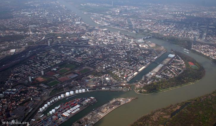 Ludwigshafen: itt robbantott volna a 12 éves fiú