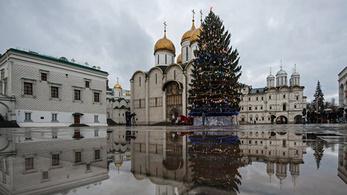 Így ünneplik az oroszok a Karácsonyt!