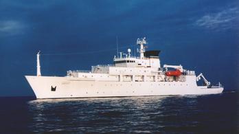 Víz alatti drónt raboltak a kínaiak az amerikaiaktól