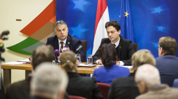 Orbán Viktor óriási poént tolt Brüsszelben
