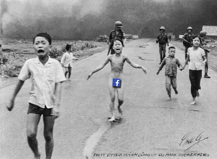 Néhány hónapja komoly felháborodást váltott ki, hogy a Facebook algoritmusa gyerekpornográf tartalomnak nézte a vietnami napalmos lány fotóját, és letiltotta a közösségi oldalról.