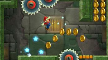 Super Mario jól érzi magát okostelefonon