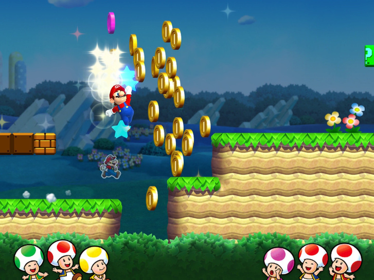 mobile supermariorun ipadpro screenshot-only 05